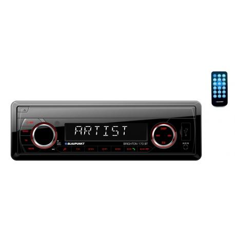 RADIO SAMOCHODOWE BLAUPUNKT BRIGHTON 170BT BLUETOOTH SD MP3 USB