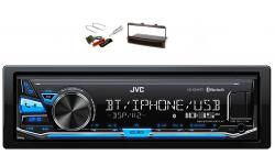 RADIO JVC KD-X341 BLUETOOTH MP3 FORD FIESTA FOCUS
