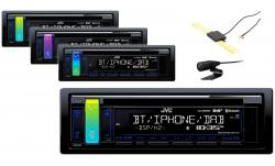 JVC KD-DB98BT RADIO CD MP3 BLUETOOTH DAB + ANTENA