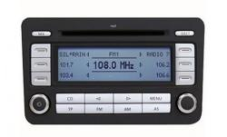 VW RCD300 MP3 EOS CADDY PASSAT TOURAN GOLF RADIO