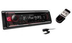 KENWOOD KDC-BT510U RADIO BLUETOOTH CD MP3 USB 16GB