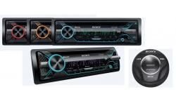 RADIO SONY MEX-N5200BT CD BLUETOOTH COLOR PILOT