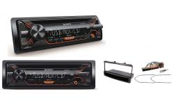 SONY CDX-G1201U RADIO MP3 USB FORD TRANSIT MONDEO