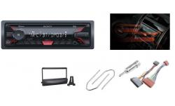 RADIO SONY DSX-A400BT BLUETOOTH FORD FOCUS FIESTA