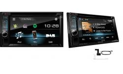 KENWOOD DX4017DAB ANTENA DAB RADIO 2DIN BT CD DVD