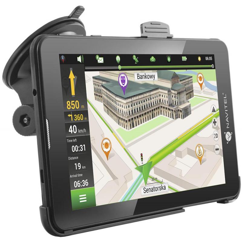 PILOT WYSWIETLACZ LCD PARROT MKI9200