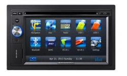 BLAUPUNKT NEW YORK 845 GPS BLUETOOTH POLSKIE MENU