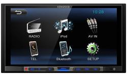 KENWOOD DMX100BT RADIO 2DIN DivX USB BLUETOOTH MP3
