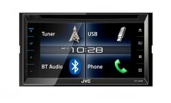 JVC KW-V320BT RADIO 2DIN USB MP3 BLUETOOTH DVD CD