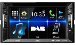 JVC KW-V235DBTE RADIO 2DIN BLUETOOTH DVD CD DAB