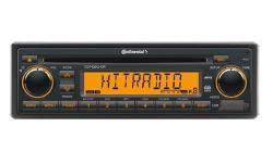 CONTINENTAL CD7426U-OR AUX CD MP3 USB RADIO 24V