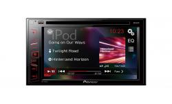 PIONEER AVH-190DVD RADIO 2DIN DVD DivX CD USB MP3