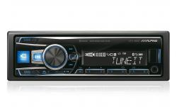 ALPINE UTE-92BT RADIO BLUETOOTH MP3 USB MIX KOLOR