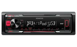 KENWOOD KMM-DAB403U RADIO Tuner DAB MP3 USB AUX