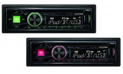 RADIO ALPINE CDE-173BT BLUETOOTH CD USB MP3 AUX