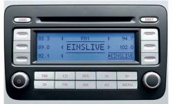 RADIO VW RCD500 6CD CADDY PASSAT TOURAN GOLF RADIO