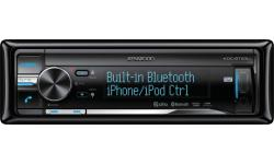 KENWOOD KDC-BT53U BLUETOOTH USB DSP CD MP3 COLOR