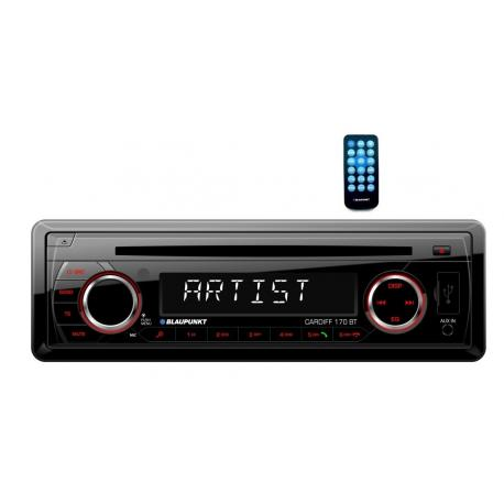RADIO BLAUPUNKT CARDIFF 170BT BLUETOOTH CD SD MP3