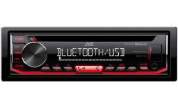 JVC KD-R792BT RADIO SAMOCHODOWE BLUETOOTH CD MP3 USB MODEL 2018