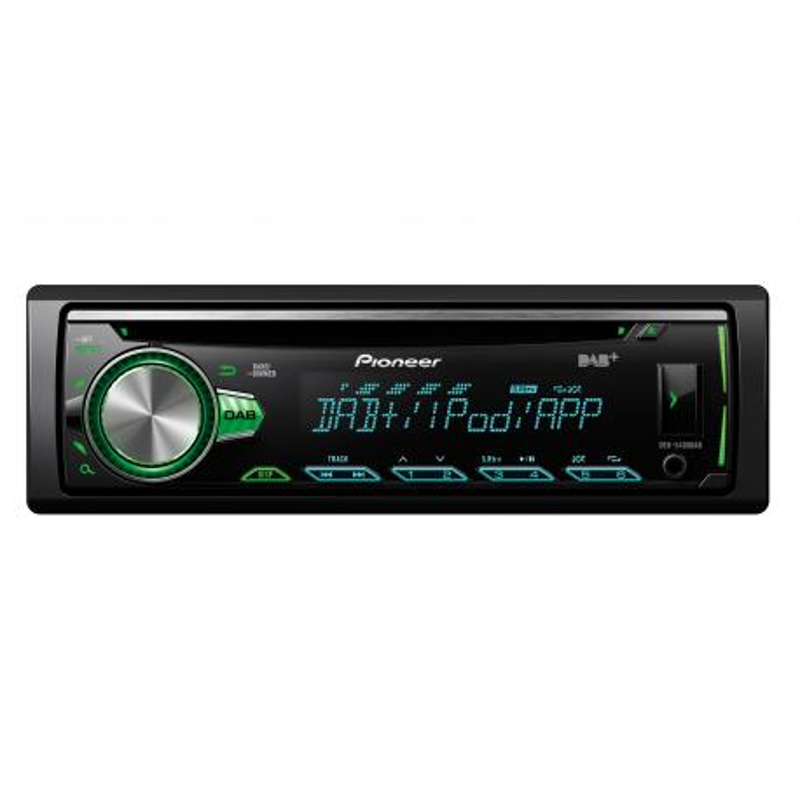 PIONEER DEH-S400DAB RADIO SAMOCHODOWE CD USB MP3 VARIOCOLOR