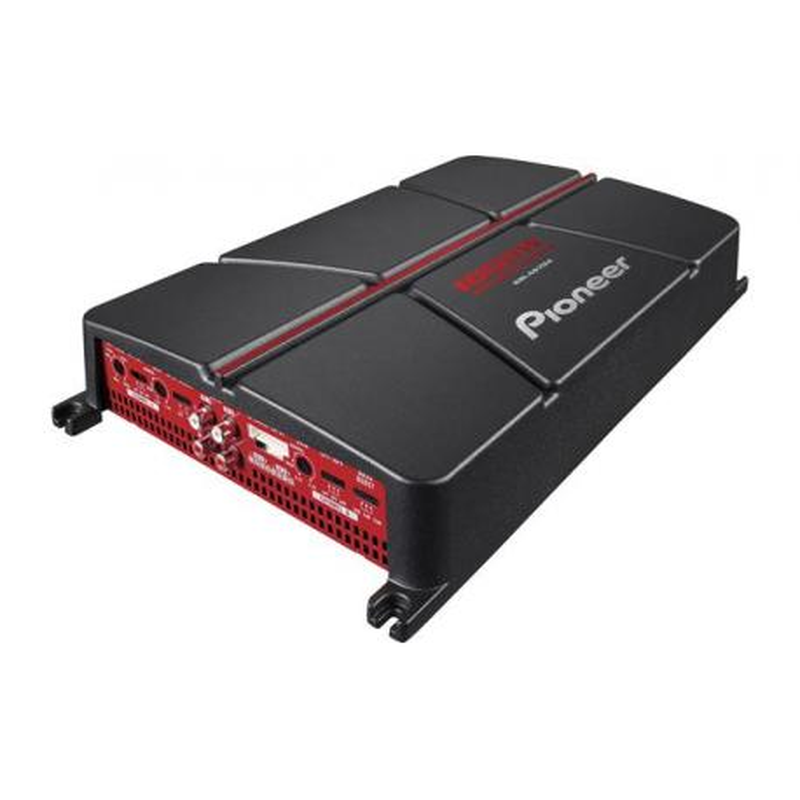 PIONEER GM-A6704 4-kanałowy wzmacniacz samochodowy (1000W)