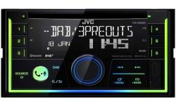 JVC KW-DB93BT RADIO SAMOCHODOWE 2DIN CD MP3 USB DAB BLUETOOTH