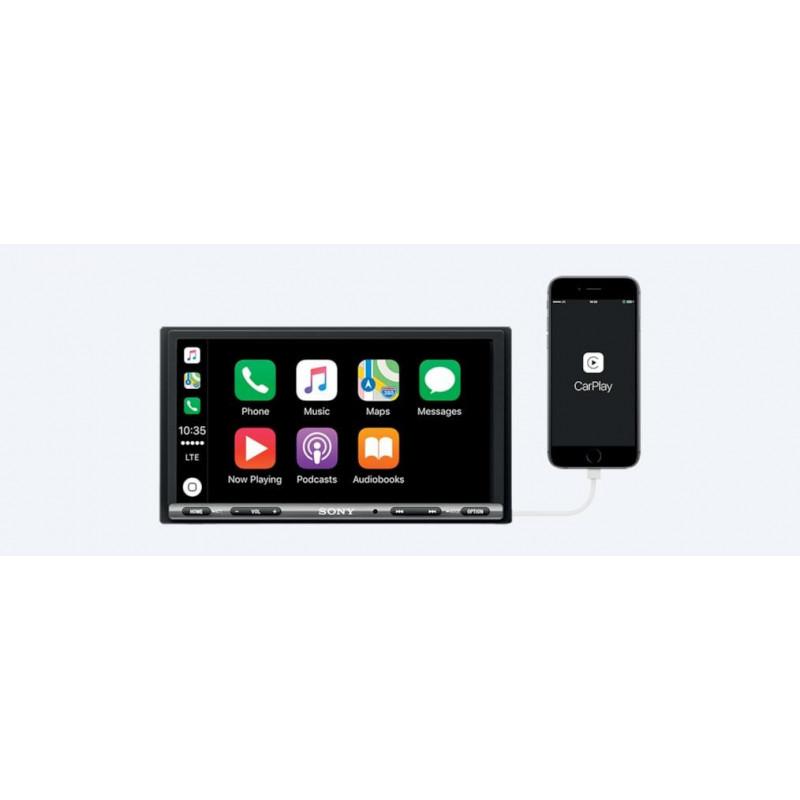 KENWOOD KTC-500DAB UNIWERSALNY ADAPTER BLUETOOTH + TUNER DAB DO AUTA SAMOCHODU