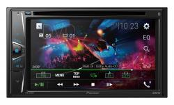 PIONEER AVH-G210BT Radio samochodowe 2DIN CD DVD MP3 USB Bluetooth