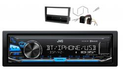 RADIO JVC KD-X341 BLUETOOTH MP3 OPEL OMEGA VECTRA