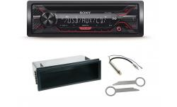 SONY CDX-G1200U RADIO MP3 USB VW BORA PASSAT GOLF