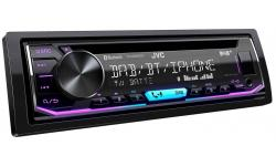 JVC KD-DB902BT Radio samochodowe z DAB Bluetooth MP3 CD AUX USB