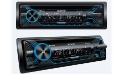 RADIO SONY MEX-N4200BT AUX CD USB DUAL BLUETOOTH