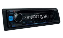 KENWOOD KDC-100UB RADIO CD MP3 USB AUX NIEBIESKI