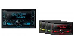 KENWOOD DPX-3000U RADIO 2DIN CD USB MP3 VARIOCOLOR